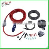 Cheap Goods From China 4GA/AWG Car Amp Stereo Amplifier Installation Car Audio Wiring Kit