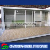 New prefabricated mobile container bar for sale