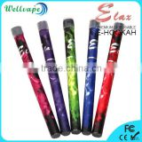 Colorful pen style 500 puffs disposable ak 47 hookah                                                                         Quality Choice