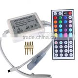 RGB remote controller dimmer for AC 110v 220v led strip dimmable controller