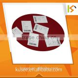 Best Sales Made Fire Resistant Label
