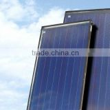 Flat solar water heater collector manufacturer withflat plate solar thermal collectors with SRCC Solar Keymark CE CCC
