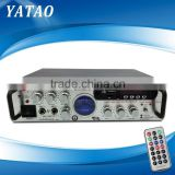car audio amplifier mono YT-BT340 with USB/TF/FM