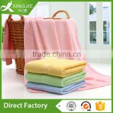High quality bamboo fiber baby bath towels