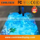 Floor advertising interactive projection system for floor advertising, event, exhibition,show                                                                         Quality Choice