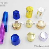CICEL provide perfume caps bottles painting line/ cosmetic caps coating machine /vacuum coating+uv painting complete solution
