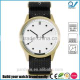 brand watch 20mm NATO wearable and duarable strap stainless steel case japan movement 3atm water resistance