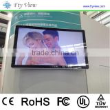 Video advertising monitor, PC touch kiosk, LCD all in one digital signage, wall mounted ad player                                                                                                         Supplier's Choice
