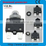 Wholesale 100pcs/lot 10A 32Vdc nylon overload protector vacuum switch