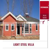 Inquiry about Prefab homes light steel frame structure,light steel structure house,light steel prefab villa