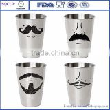 wholesale single wall metal beer cup ,beer mug                                                                         Quality Choice