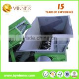 12-25MM Output Mulch Size Used Tire Shredder Machine For Sale