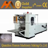 Automatic multi folder hand towel paper embossed folding machine