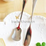 European style Stainless Steel410 butter spoon and ice cream Spoon with high quality and low price