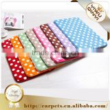 Top selling products in alibaba Non-slip Coral Fleece Protection print door mat