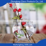 China Wholesale Low Price China Gift Items Customized Insulated Glass Eco-Friendly Glass Vase