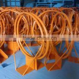 Orange basketball hoop net with High quality spring
