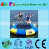 2014 exciting inflatable water trampoline
