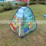Cartoon tents, children tents, pet tents, beach tents, glowing tent,Alu. Pop up Folding Tent