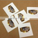 2013 hot style temporary tattoo stickers for promotion items