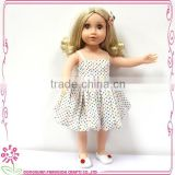 Soft body wholesale plastic nude child size love dolls 18 inch