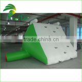 Commercial inflatable rock climbing with blower machine for children and adults of toys