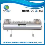 550W/120Gpm Industrial Stainless Steel Ultraviolet Sterilizer Home Purifier Uv Lamp Water Filter