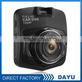 Car Black Box 1080P Full HD Chips Car DVR with Wide Angle Back up Spy Camera