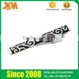 Elegant Color Printing Good Quality Bus Metal Tie Clip