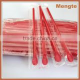 INQUIRY about Yiwu Alibaba Red plastic spoon drinking straw