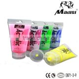 Hot sale paint set rod and tube acrylic painting set