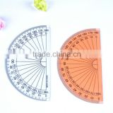 protractor print with 4inch,180 degree