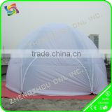 summer adumbral inflatable tent for outdoor activity