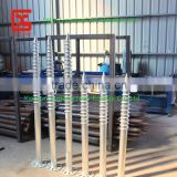 helical ground pole anchor, helical ground pile ,solar ground screw pile