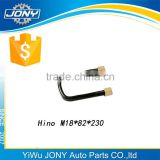 high tensile u- bolt and nut, for hino u-bolt