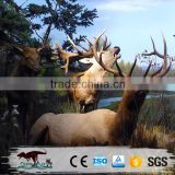 OA3024 Fantastic Customized Realistic Decorative Artificial Deer Antlers