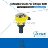Ultrasonic liquid water level sensor