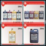 Bulk solvent ink system for Atexco POLA with Spectra Polaris 512 printhead