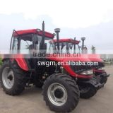 2016 hot selling DQ1204 120HP 4WD China Cheap Agricultural tractor with ISO,CE,PVOC,COC certificate