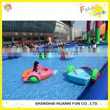 2015 Hot CE water hand powered boat factory, water pedal boat supplier, electric paddle boat