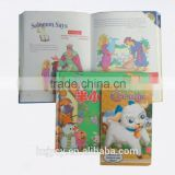 Printing Children Hardcover Board Book On Demand/ board book printing