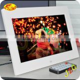 "Hot selling cheap price factory chinese sex video 10"" HD picture video music play bulk digital photo frame for showing stand"