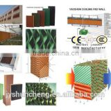 exhaust fan/cooling pad/air inlet/light filter/poultry house equipment-cooling equipment