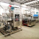 YX300 Factory price snack food professional CE peanut bar candy, jelly candy and hard candy making machine