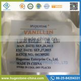 Food Grade Natural Ethyl Vanillin Factory