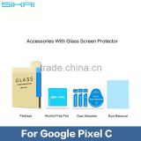 For Google Pixel C Tablet Premium Anti- Scratch Anti-drop 2.5D Tempered Glass Screen Guard Transparent Screen Protector