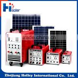 2016 Top selling products Newest camping solar generator 60W 45Ah factory price solar energy system