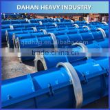 Centrifugal Concrete Well pipe making machine for drip irrigation and Road Culvert cement Equipment