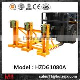 360 Kgs Three Drum Clamp Lift Truck Attachment in Forklift