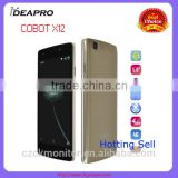"Original Cubot X12 5"" Quad Core MTK6735 1.0Ghz Android 5.1 3G Celular Mobile Phone Dual SIM Dual Standby 1G RAM 8G ROM Phone"